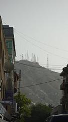 Kabul TV Hill