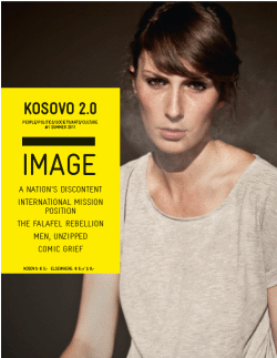 Tackling the Big Issues in Kosovo