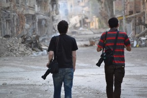 Ahmad and Karam: A Syrian Message for the World