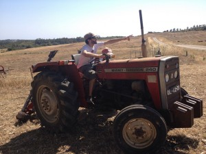 Tractor Action