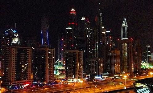 Arriving in Dubai, Taxi Ride #1: Nagi from Egypt