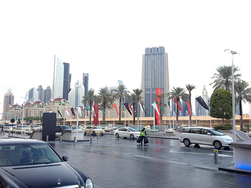 A Decade of Driving in Dubai