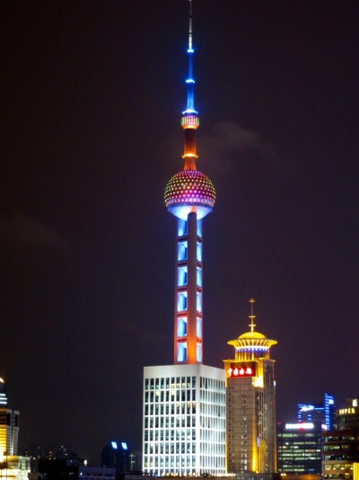 Live from Shanghai: In the Land of China