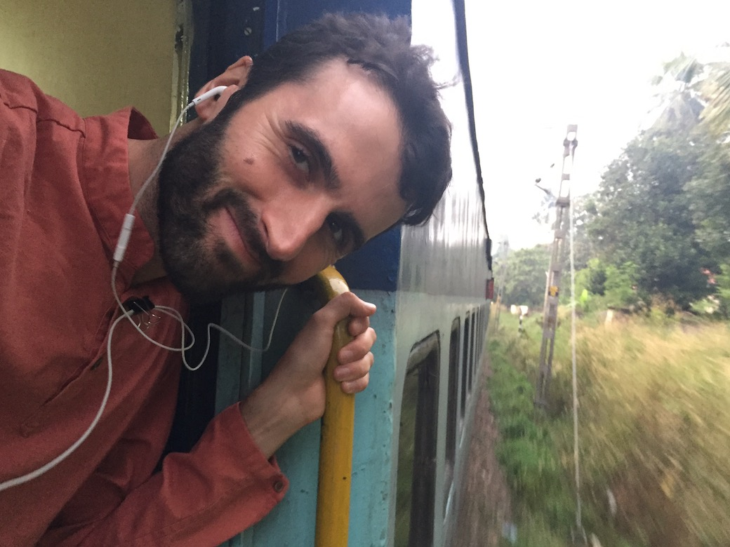 Riding the Trains in South India
