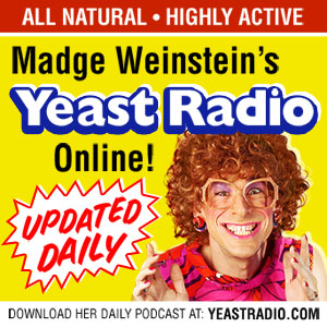 Madge Weinstein: There Aren't Enough True Crime Podcasts