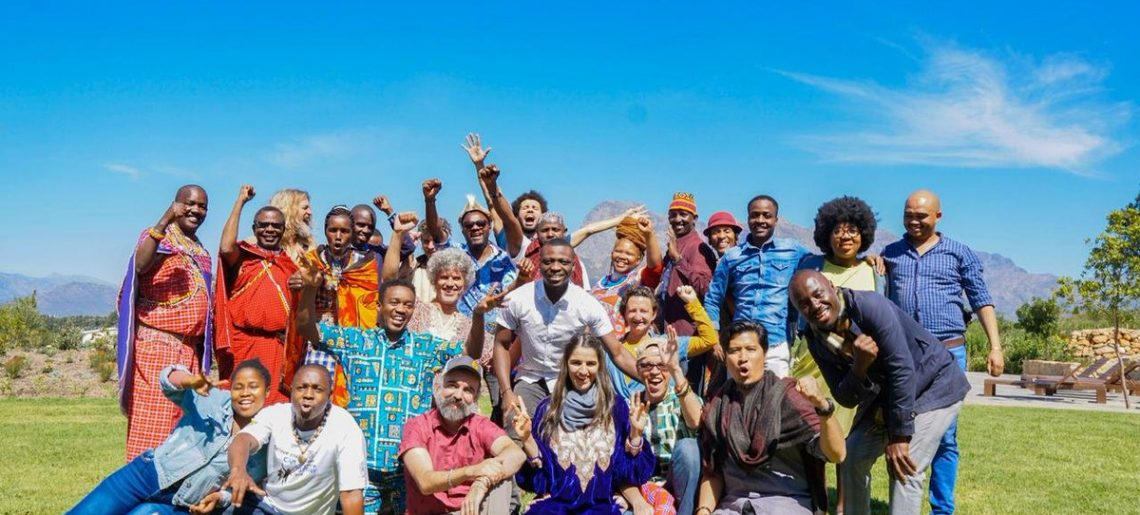 Voices 4 Change: Indigenous Activists and Friends in Africa